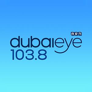 Dubai Eye 103.8 logo